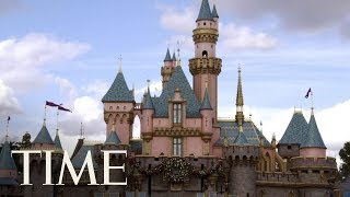 Police Investigate Violent Disneyland Family Brawl After Video Surfaces | TIME