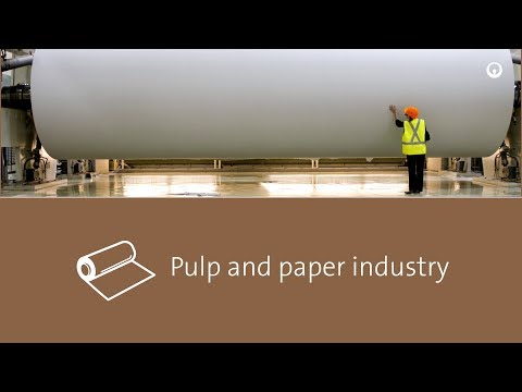 Veolia Markets & solutions | Pulp and paper industry