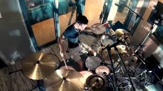 Valentino Vitali on timba drums - La Conga de Magdalena [Molina - Abreu]