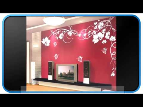 Designer Wall Paint dubaifixit com YouTube