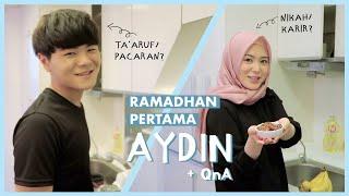 Download lagu RAMADHAN PERTAMA AYDIN + Q&A bersama Ayana dan Aydin