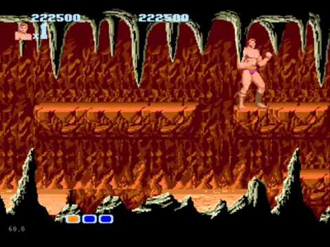 Altered Beast Arise From Your Graves Remix Youtube