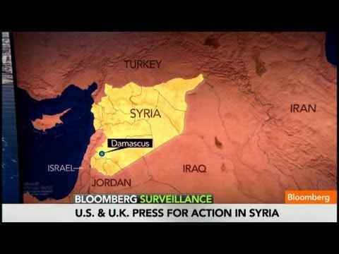 What Is the True Objective of a Strike on Syria?