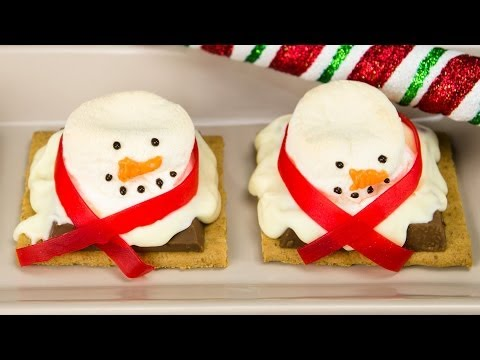 Melted Snowman Co Es Melted Snowman Smores From Co Es Cupcakes And Cardio