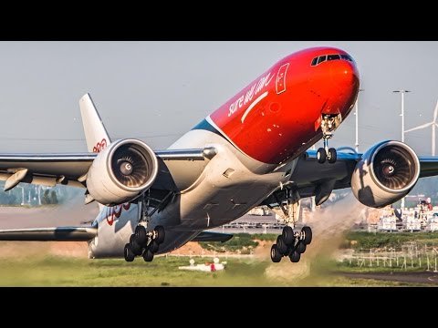 Aviation Review of Year 2016 - 80 planes in 37 minutes - Cargospotter Aviation Mix