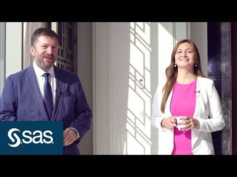 SAS Analytics Café, Serdar Kuzuloğlu & Nurcan Bıçakçı Arcan – 1. Bölüm
