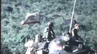 Vietnam War Footage 1967 C Troop 3/4 Cav by WolfieRed1
