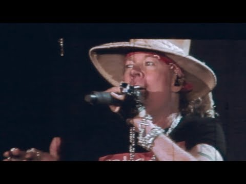[HD] Sweet Child O' Mine – Guns N' Roses live in Manila 2018