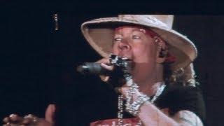 Video [HD] Sweet Child O' Mine - Guns N' Roses live in Manila 2018 download MP3, 3GP, MP4, WEBM, AVI, FLV November 2018