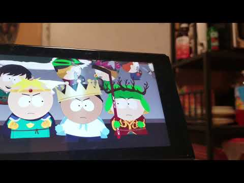South park the fractured but whole game play |