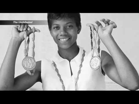 Celebrating The Triumphs Of Olympic Goal Medalist Wilma Rudolph