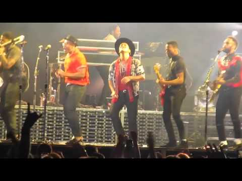 Bruno Mars - Moonshine Jungle Tour 2014