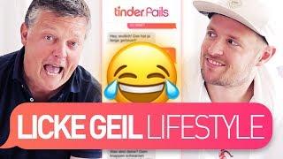 Der Licke Geil Lifestyle | TINDER FAILS