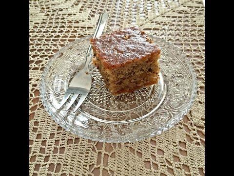 Σιροπιαστο Ινδοκάρυδο / Coconut syrup cake Αγάπα Με Αν Dolmas