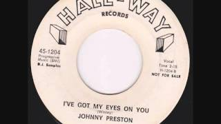 Johnny Preston - I