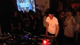 Kassem Mosse live in the Boiler Room Berlin