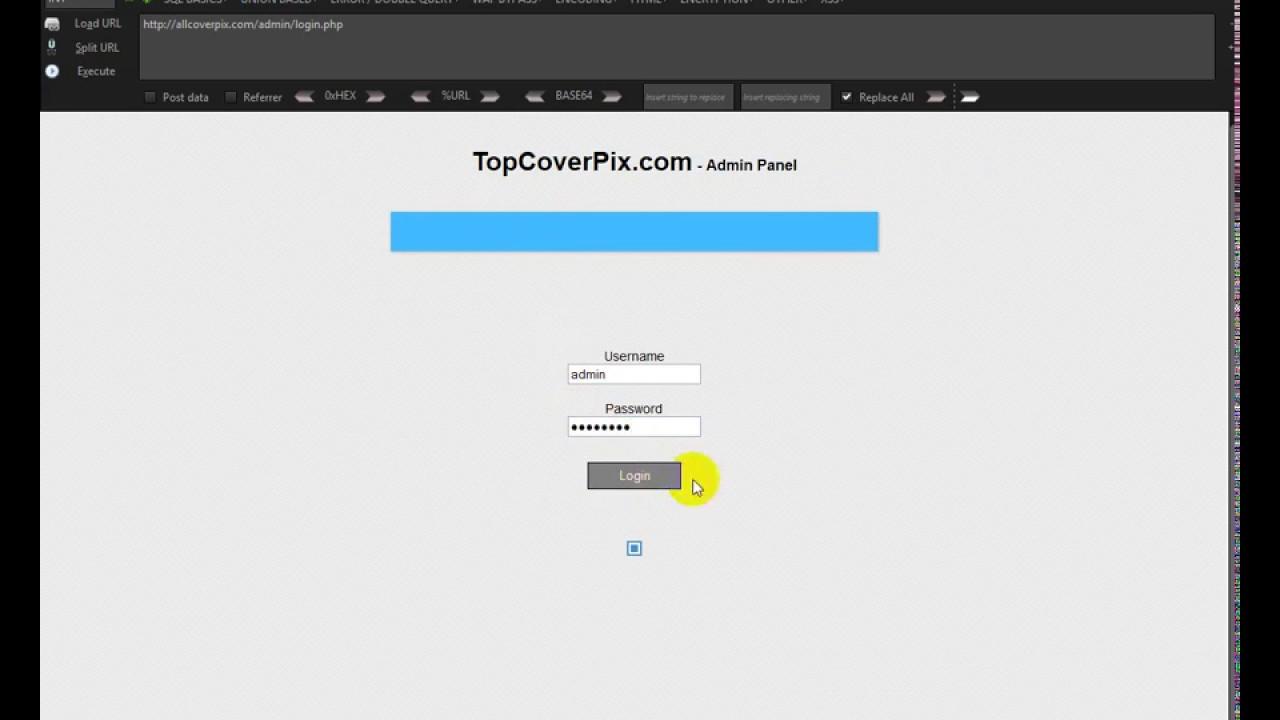 Hack website using Arbitrary File Inclusion -- Bangladesh Black Hat Hackers