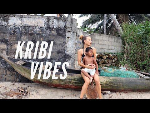 Kribi Cameroun - A TRAVERS MES YEUX