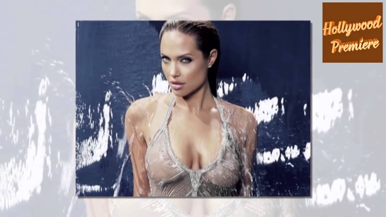 Angelina Jolie's Sexiest Pictures Through The Years