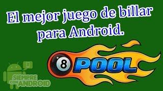 El mejor juego de billar para Android