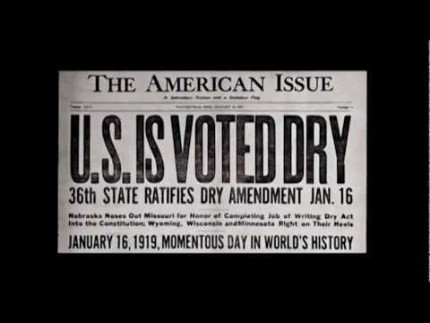 Ken Burns Prohibition   PBS   Trailer