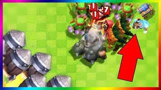 SI TU CRIES TU RECOMMENCES !!! (99% IMPOSSIBLE) #50 // Clash Royale