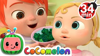 I Want to Be Like Mommy  + More Nursery Rhymes & Kids Songs - CoComelon