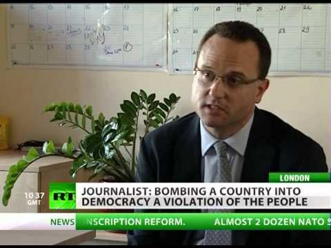 'West stole Arab world revolution'