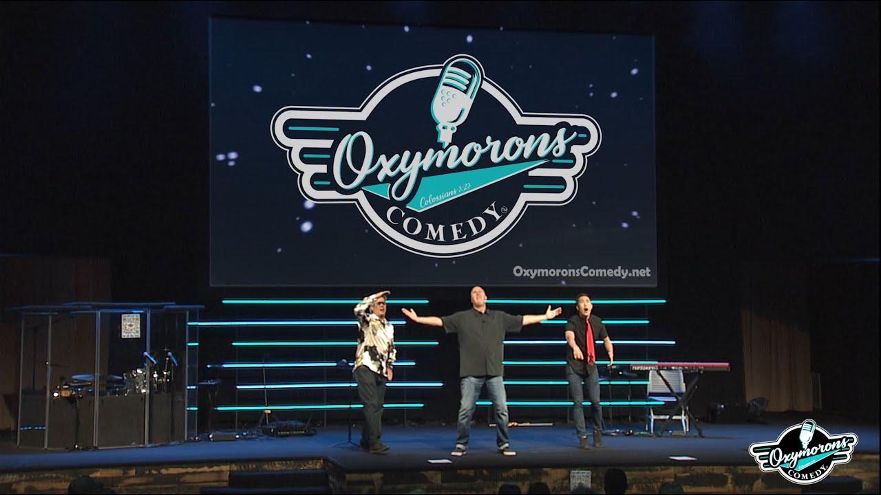 "Oxymorons Comedy ""Shot Put"""
