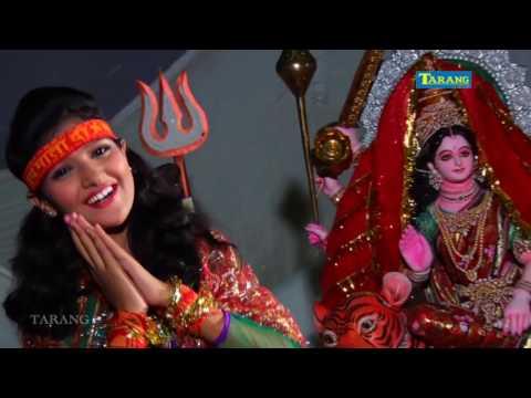 लाल चुनर में दुल्हन जैसी ॥ D.J HD VIDEO- HINDI MATA BHAJAN - ANJALI BHARDWAJ BHAKTI SONG