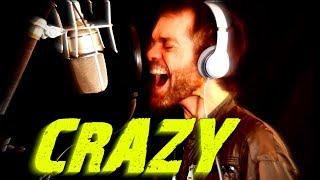 Crazy - Aerosmith - cover - Gaston Jauregui - Ken Tamplin Vocal Aca...