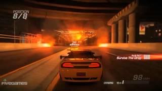 Ridge Racer: Unbounded - Iniciando o Jogo [HD]