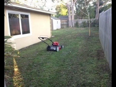 how to get lawn mowing jobs