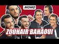 Zouhair Bahaoui avec Momo - شراء المشاهدات l منافسة سعد المجرد l شكون حسدو ؟ l قصة Décapotable