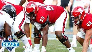 Tyler Jones NFL Draft Tape | NC State G