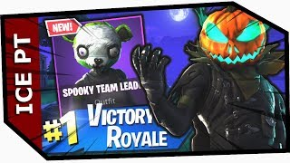🔴 NEW SKIN SPOOKY TEAM LEADER IN THE STORE! ACHETER HOLLOWHEAD? FORTNITE LIVESTREAM