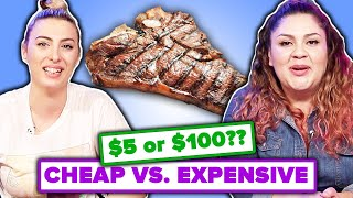 Professional Chefs Guess Cheap Vs. Expensive Steaks