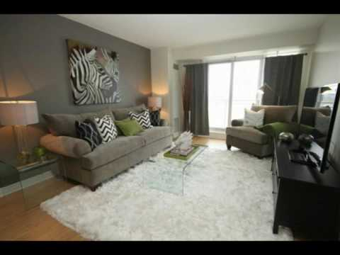 Small Flats Interior Design small condo interior design - youtube