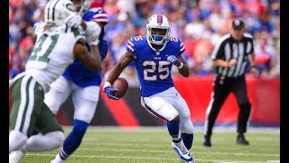 LeSean McCoy vs Jets (NFL Week 1) - 159 Yards! | 2017-18 NFL Highlights HD