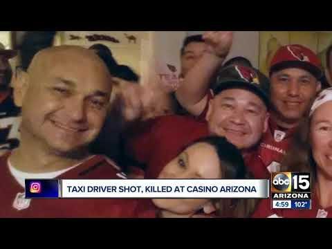 Family Remembers Arizona Cab Driver Shot, Killed Outside Casino Arizona