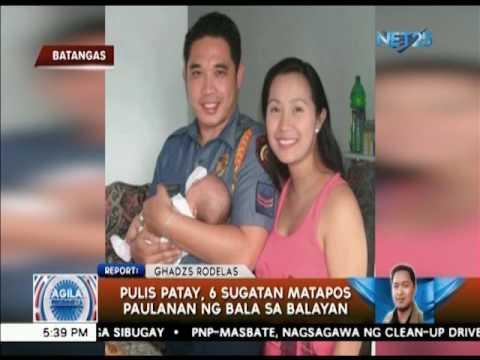 Pulis patay, 6 sugatan matapos paulanan ng bala sa Balayan, Batangas