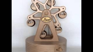Wooderful Life Music Box - Ferris Wheel