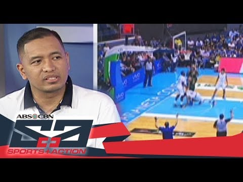 The Score: Basketball Analyst, Enzo Flojo shares his thoughts on the UAAP 80 Final Four Game