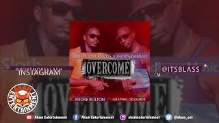 Slash & Blass - Overcome [Official Lyric Video]