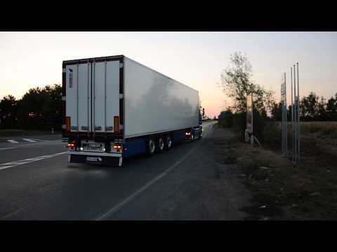 Scania R-730 Blue Stream
