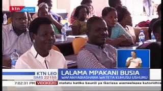 Wafanyibiashara wa Kenya na Uganda wateta kuhusu Ushuru Mpakani Busia
