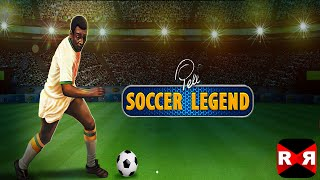Pelé: Soccer Legend (By Cosi Productions LLC) - iOS / Android - Gameplay Video