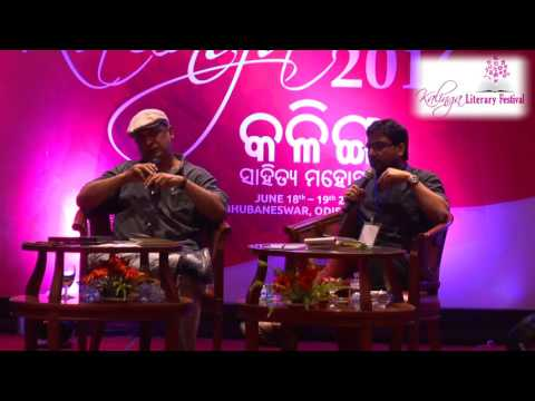 KLF 2016, Piyush Mishra in Conversation with Vineet Kumar