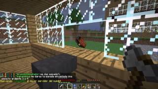 minecraft aventuras en un server:vengamos a construir mi casa :)