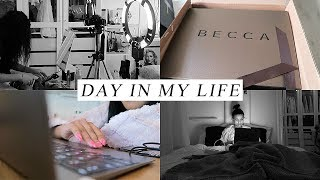 a day in my life: working from home.